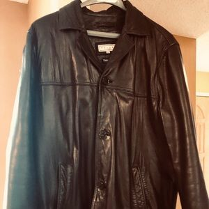 Pelle Men's Leather Jacket